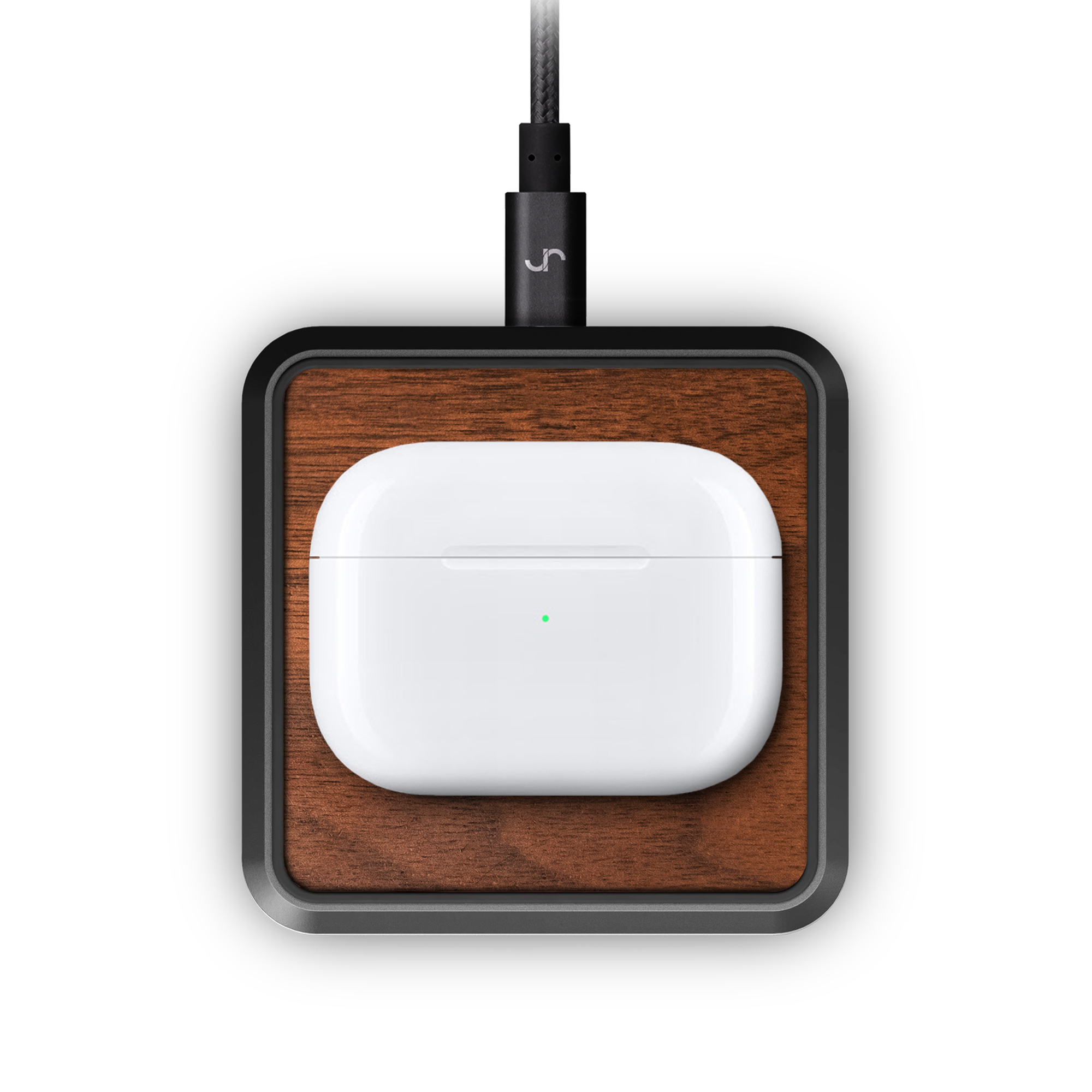 10W Invisi-Grip Wireless Charger USB-C