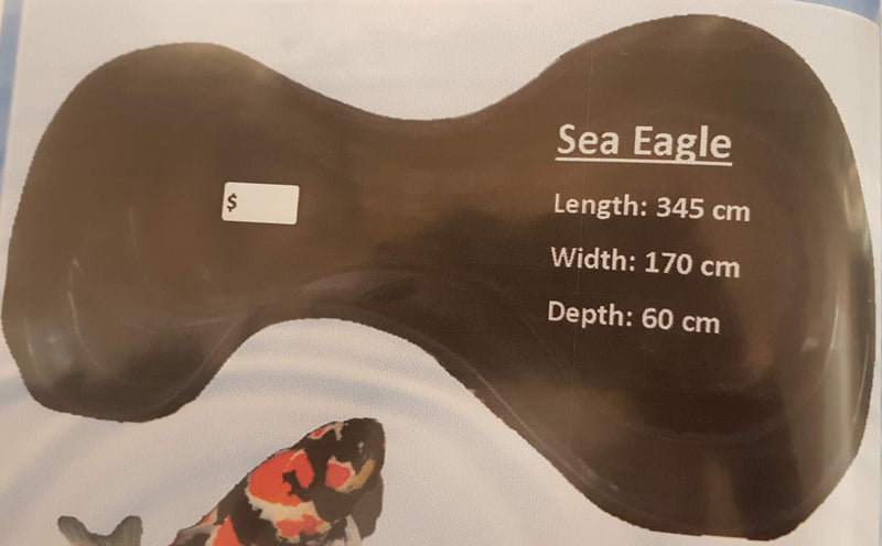 Sea Eagle Fibreglass Pond 3450
