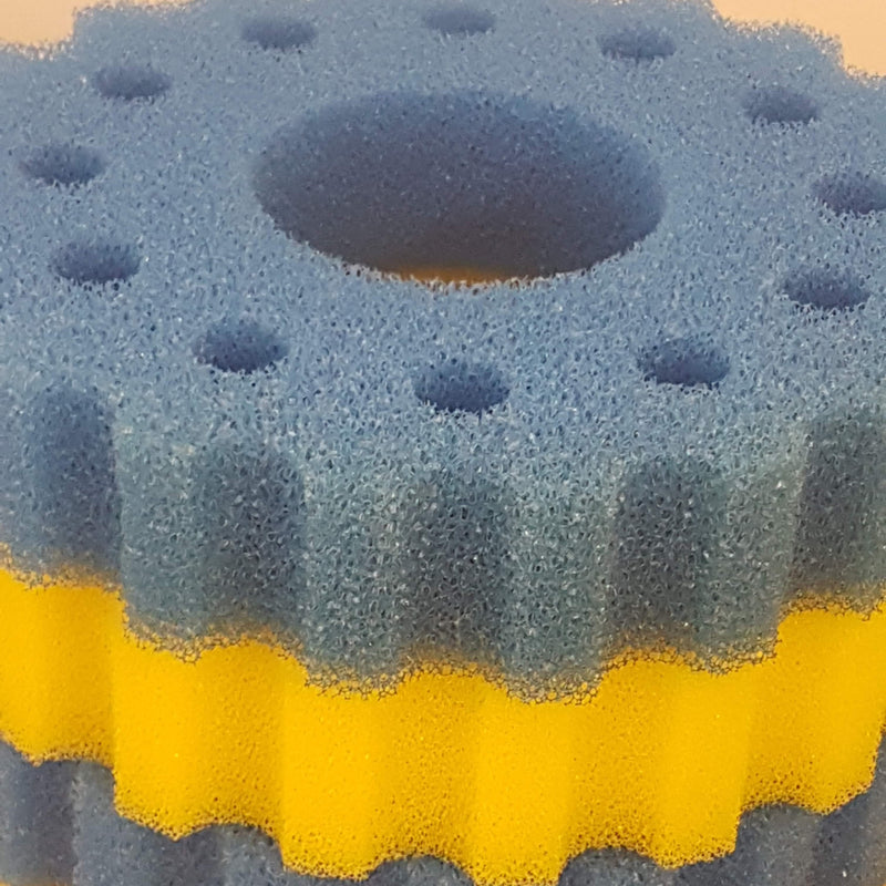 Replacement Sponge Sets for Pondmax PF & Aquapro AP Filters inc Shipping