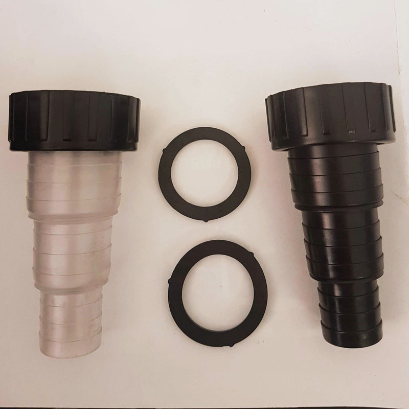 Inlet Outlet Set for Pondmax Filters