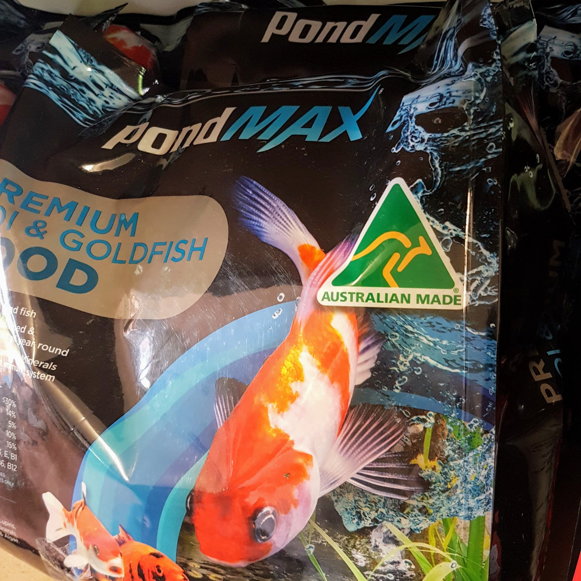 Pondmax Premium Australian Made Fish Food