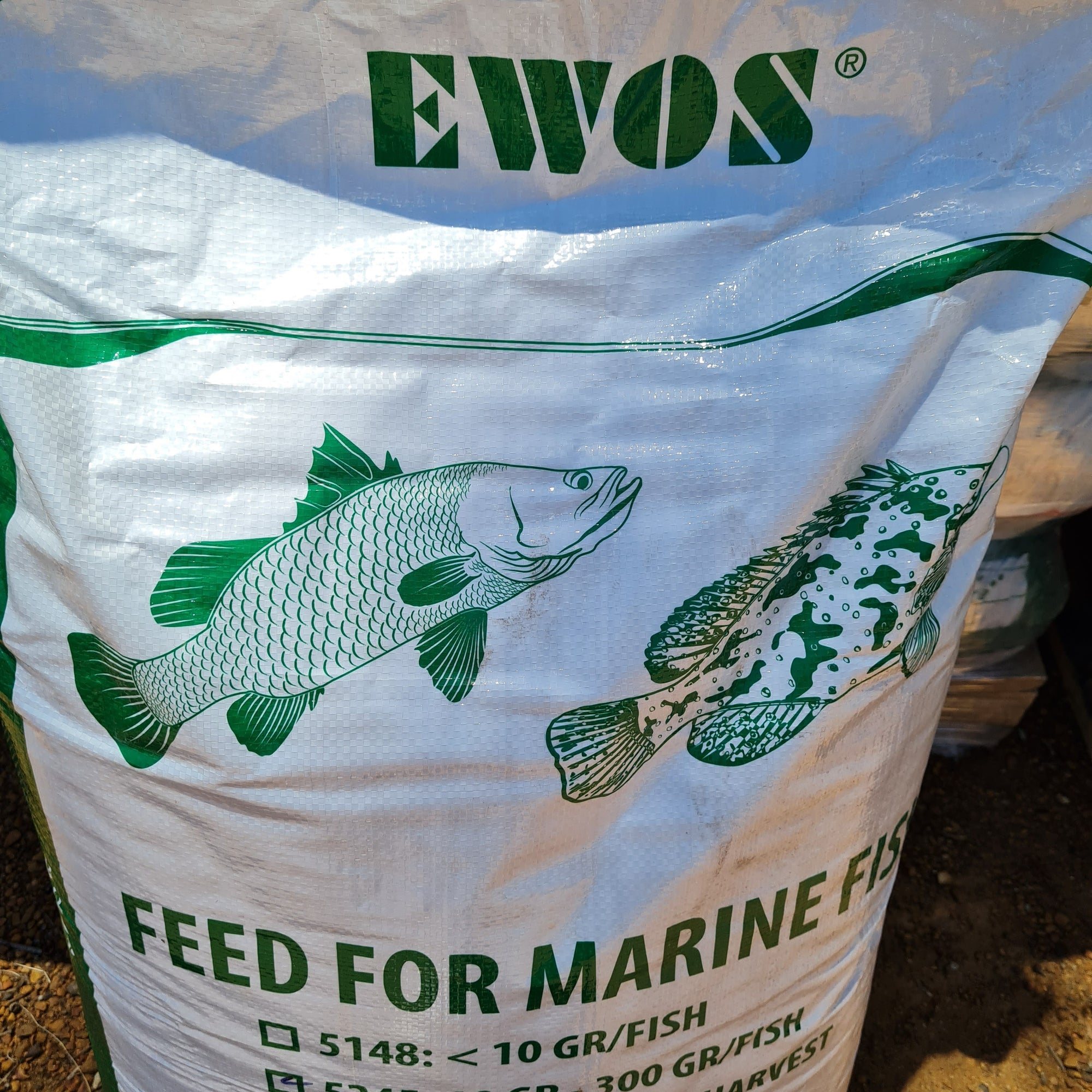 EWOS Aquaponic Fish Food 25kg