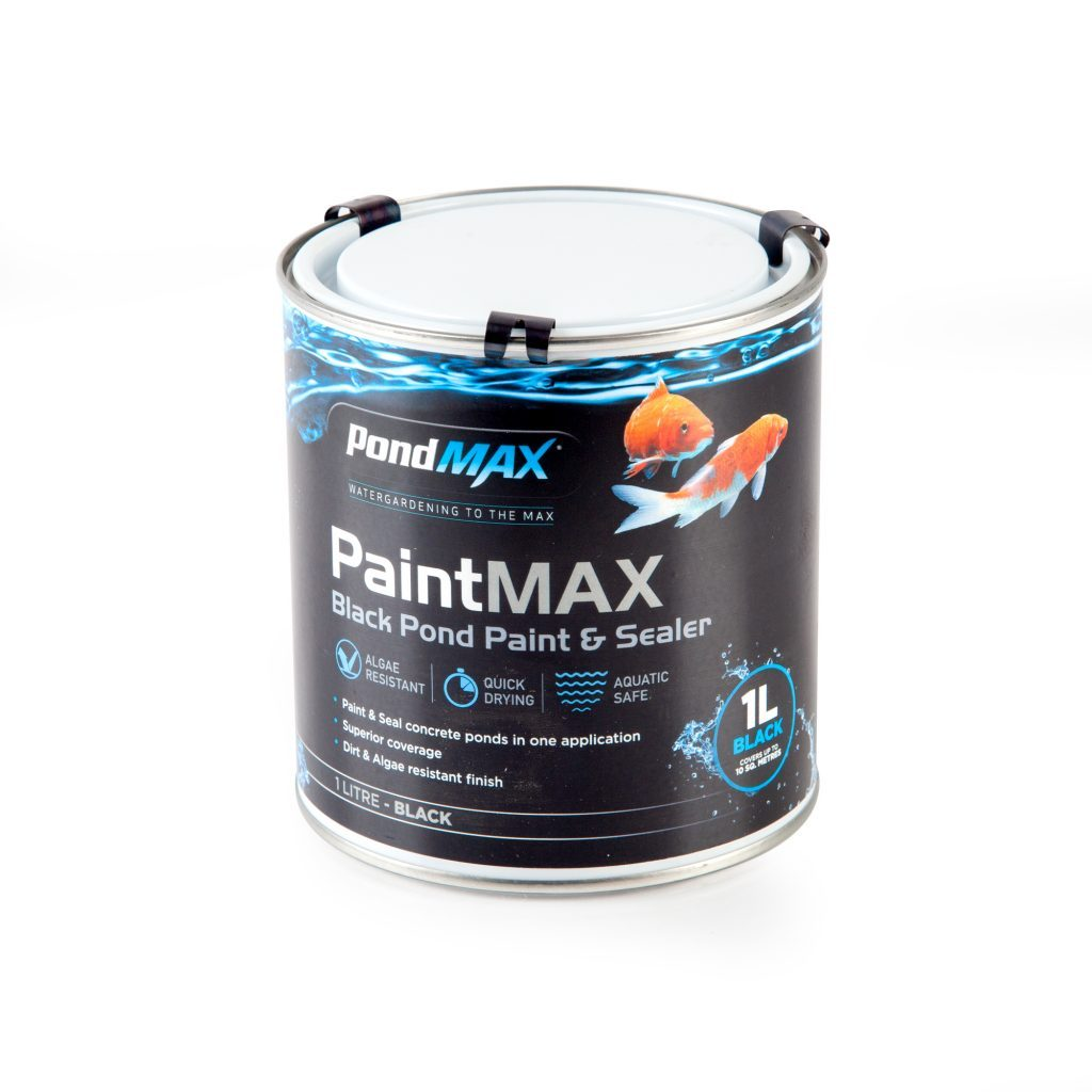 PaintMax - Black Pond Sealer