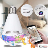 Wireless Bluetooth Speaker , Camera , Bulb