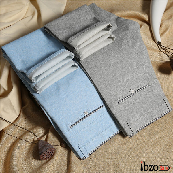 Commercial Loose Casual Pants - Ibzo Sale