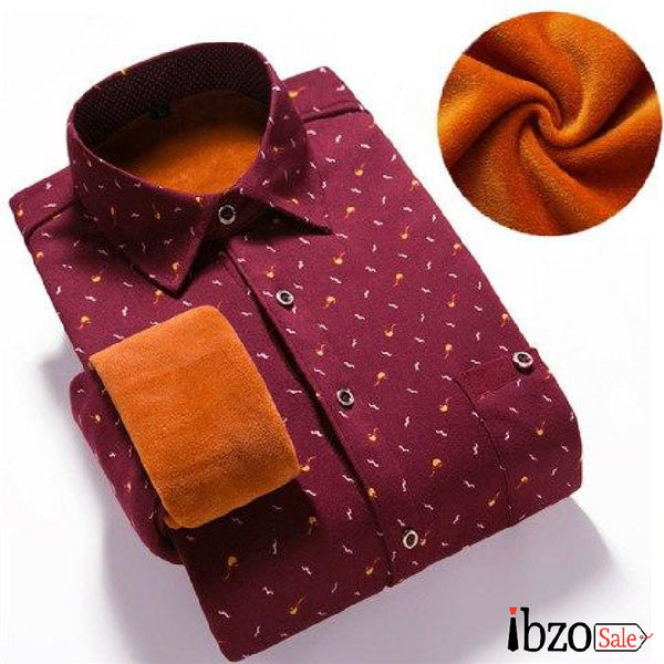 Winter Long Casual Shirts - Ibzo Sale