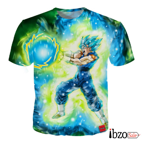 3D Anime T-Shirts - Ibzo Sale