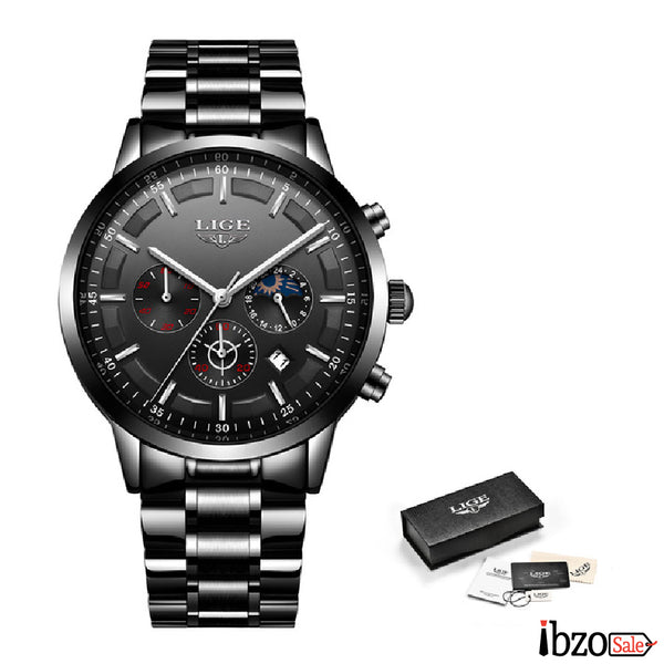 Luxury Business Waterproof Watches - Ibzo Sale