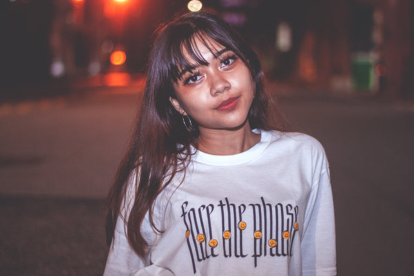 Zakirah in our Face The Phase T-Shirt