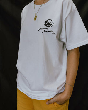 Happiness Is Free.99 ✶ T-Shirt (Black on White)