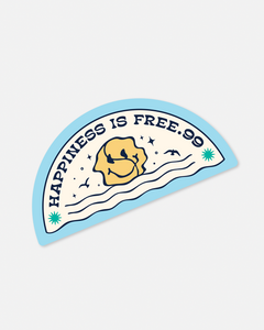 Happiness Is Free.99 ✶ Sticker