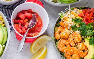 NôMI Shrimp Bowl