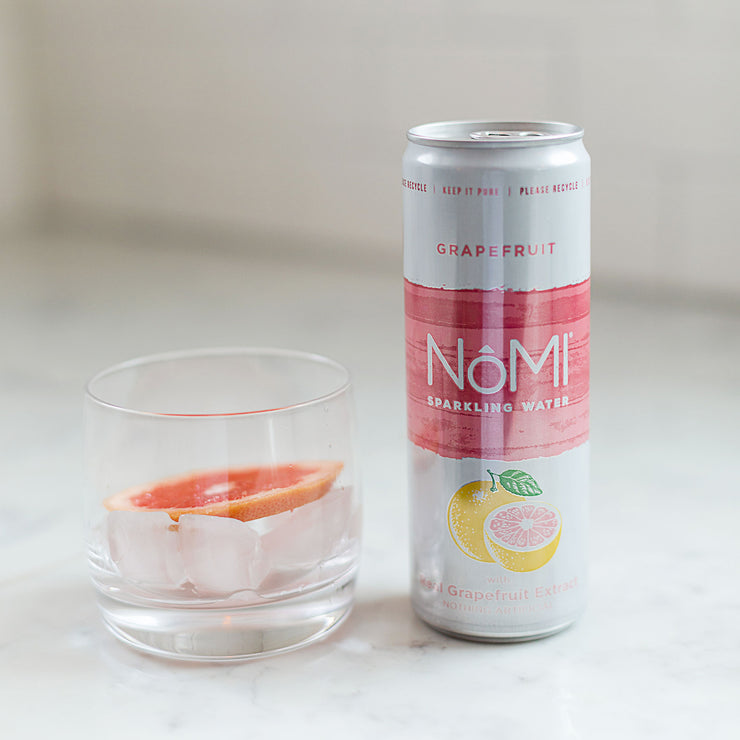 Grapefruit Sparkling Water - 24 Pack