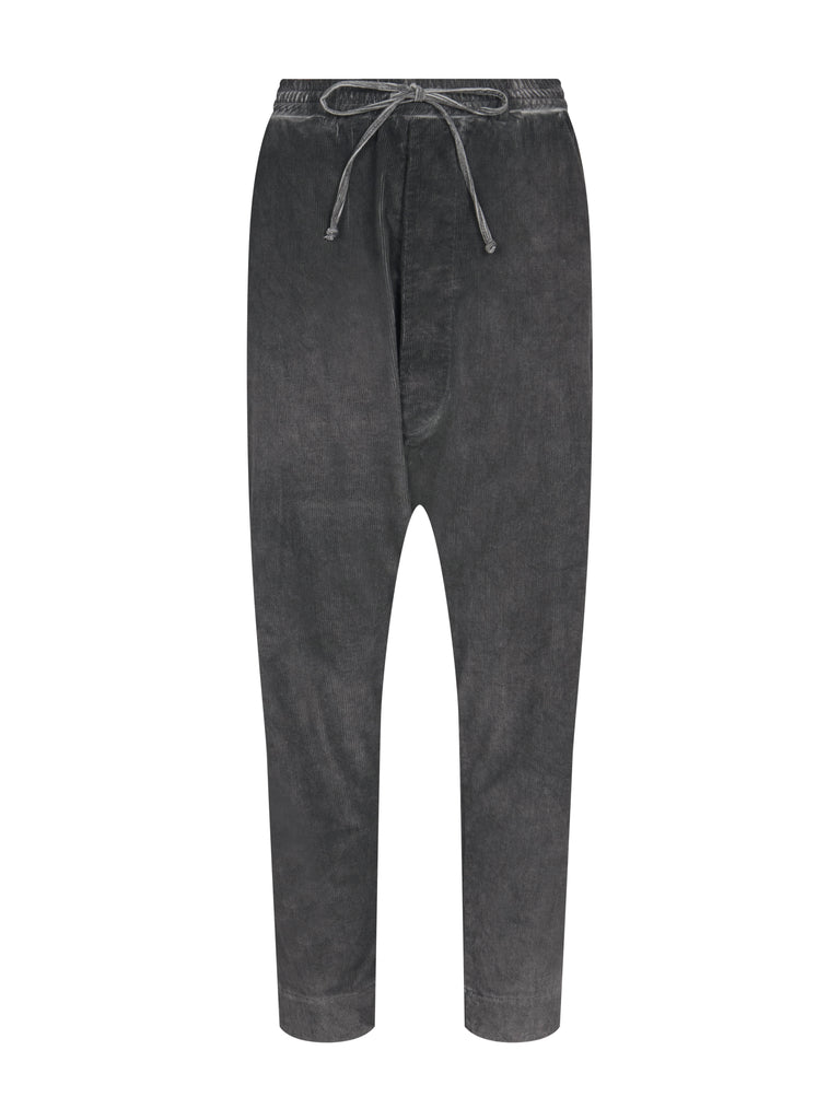 FENDER TROUSERS BLACK