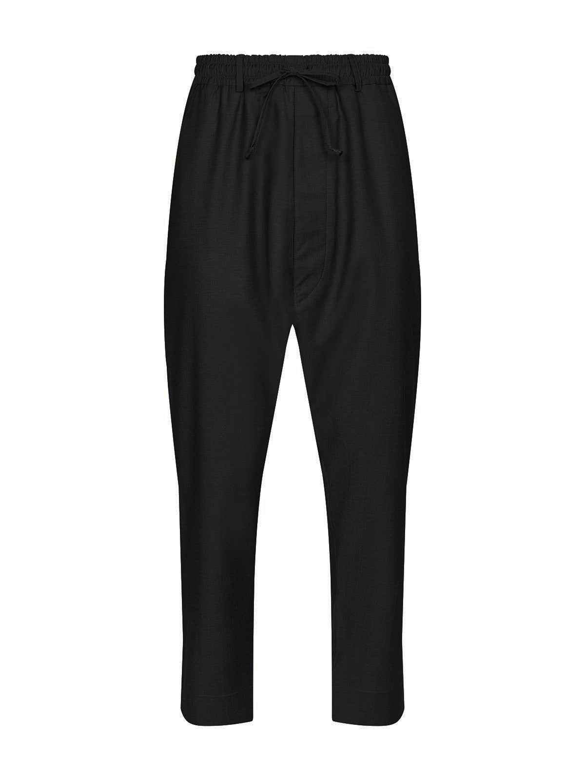 Fender trousers in black