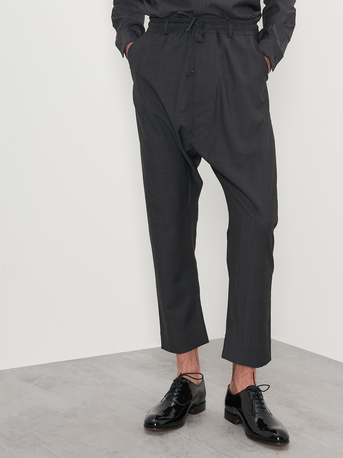 Fender trousers in grey