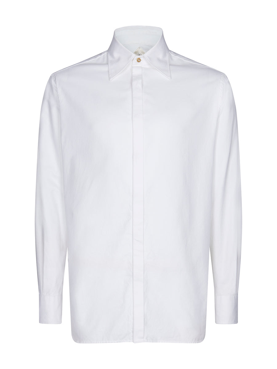 Ikarus shirt in white
