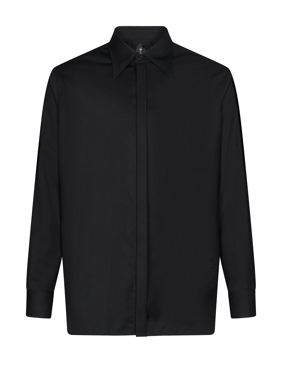 Ikarus shirt in black