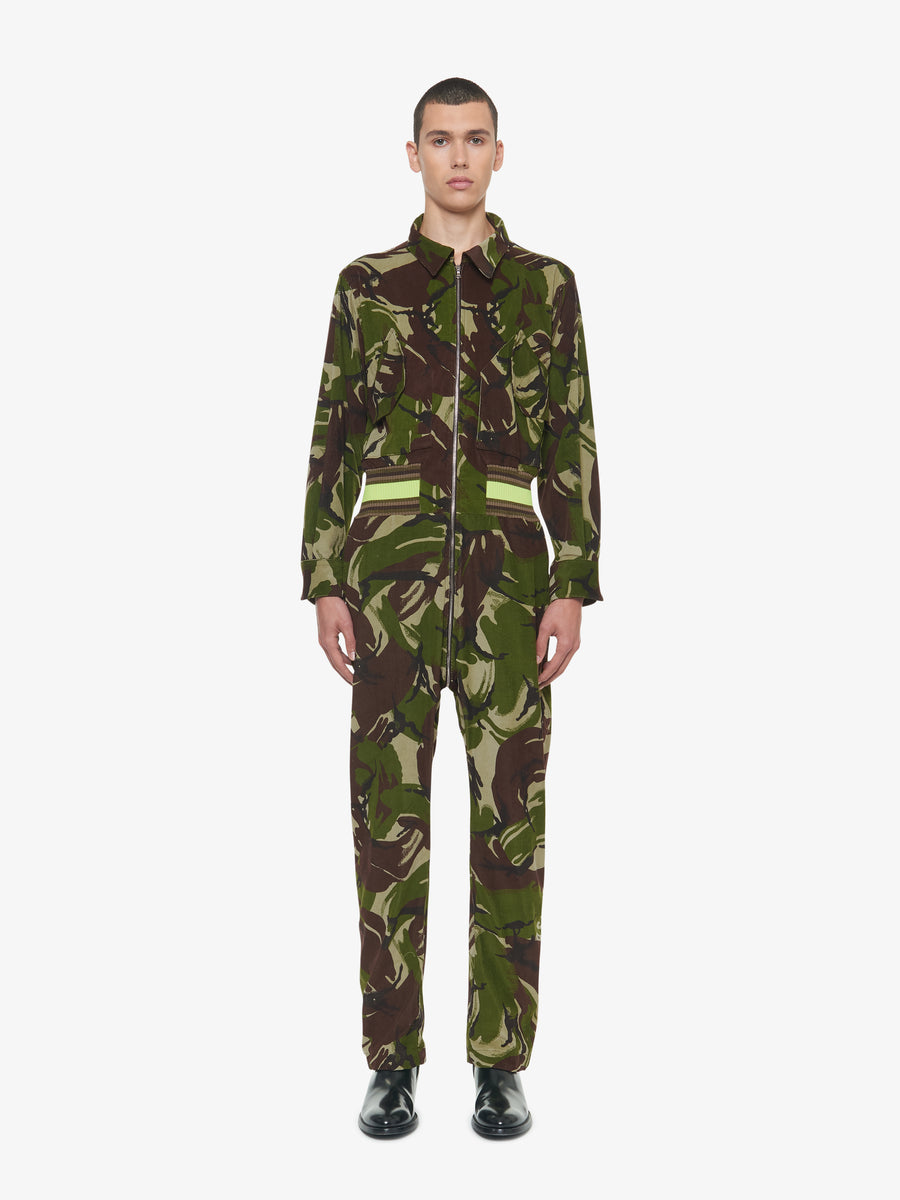JUMPSUIT OVERALL CAMO