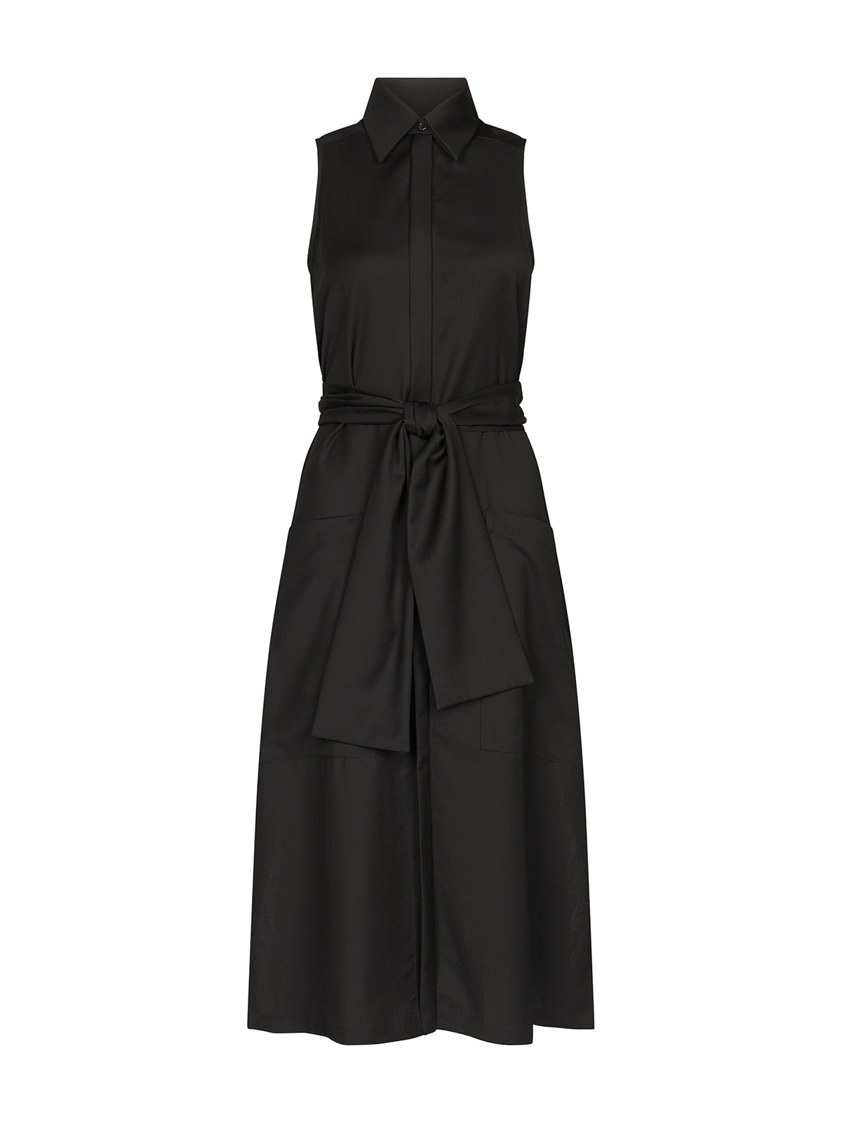 LAURA DRESS BLACK
