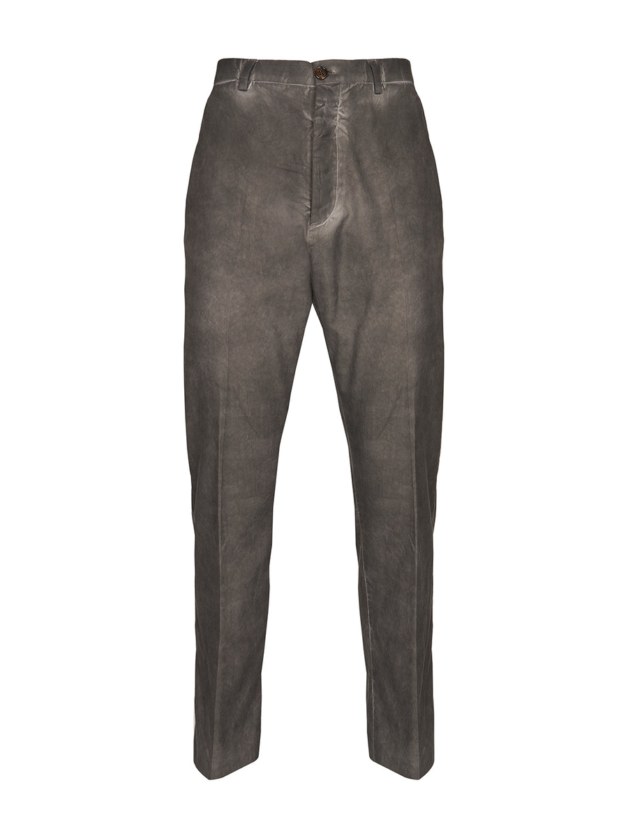 Prince trousers in asphalt