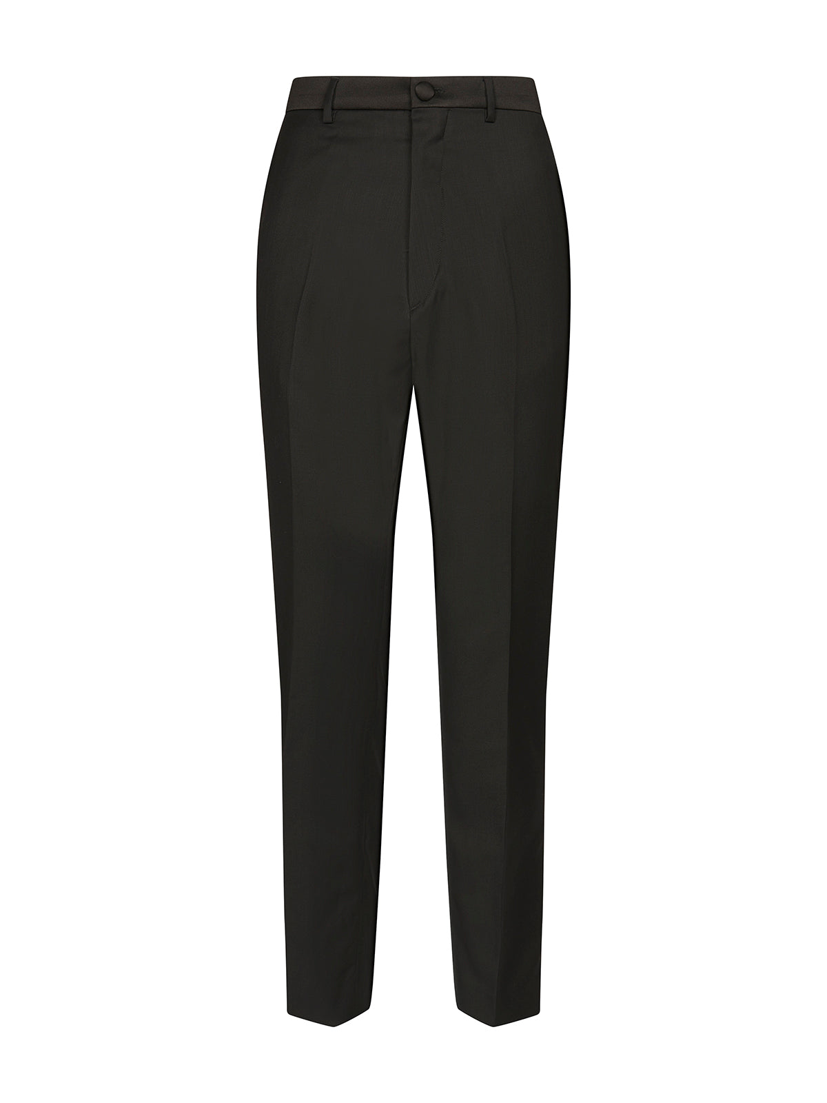 SMOKER PRINCE TROUSERS BLACK