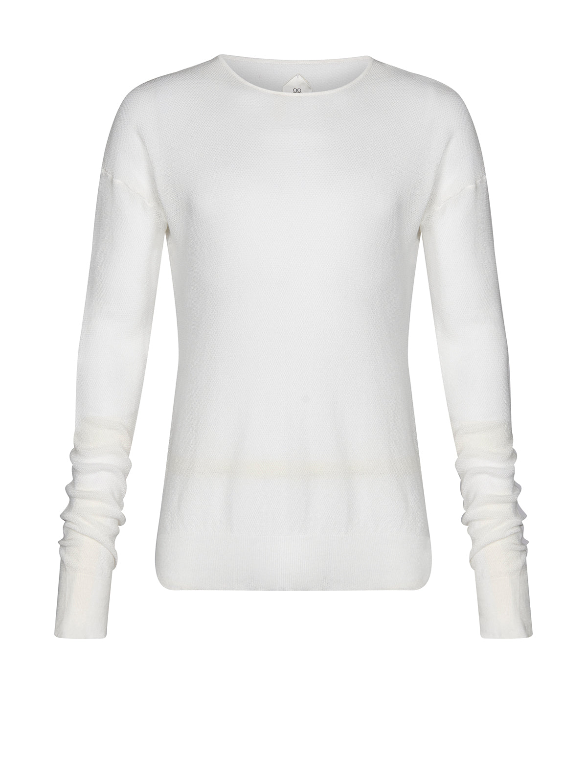 ROBERTO JUMPER DOUSED WHITE