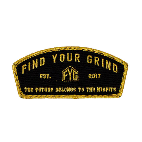 FYG 2017 Tour Patch
