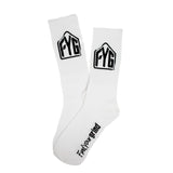 FYG Socks in White