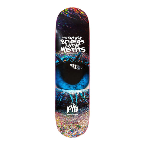 FYG Eyeball Skate Deck