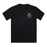 Official FYG x Ducks Misfits T-Shirt (Left Chest)