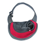 Breathable Mesh Pet Shoulder Bag