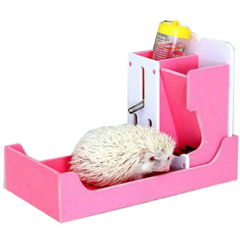 Mini Hedgehog Basin Toilet