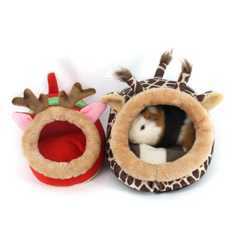 Plush Guinea Pig Bed