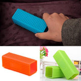 Silicone Brush Wool Cleaner