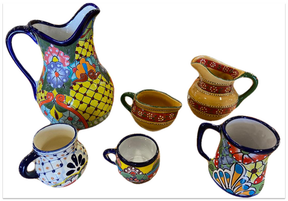 Talavera Kitchen Ware