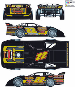 2019 Chris Ferguson Die Cast