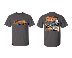 2020 Fergy Time Aggressive Shirt Grey