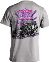 Load image into Gallery viewer, Abby Grace Team Grayson Benefit Shirt PREORDER