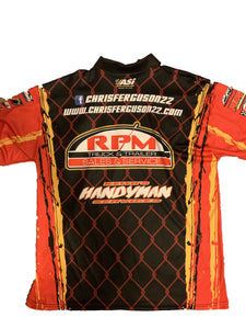 Sublimated Dry Fit Champion Crew Shirts Limited Quantity Available