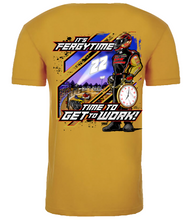 Load image into Gallery viewer, 2019 Super Fergy Soft Shirt Gold