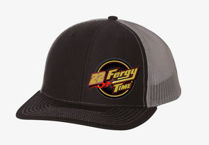 Fergy Time Flame and Pipe Hat