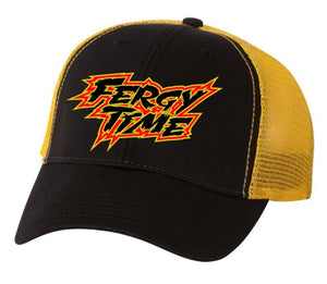 Black Gold Fergy Time Hat