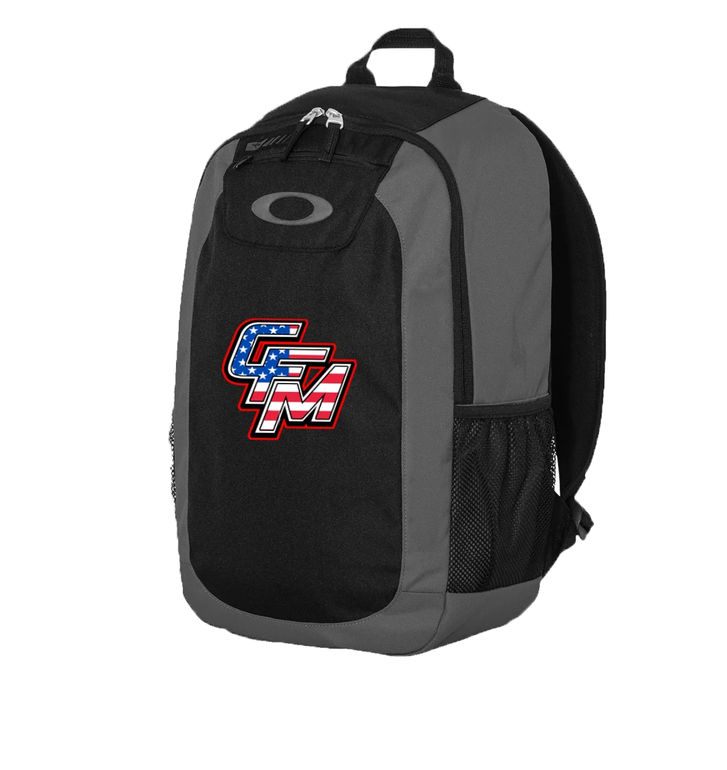 CFM Oakley Grey Back Pack