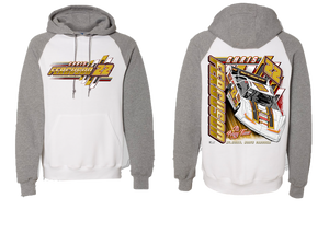 White Out Theme World 100 White/Grey Champion Hoodies