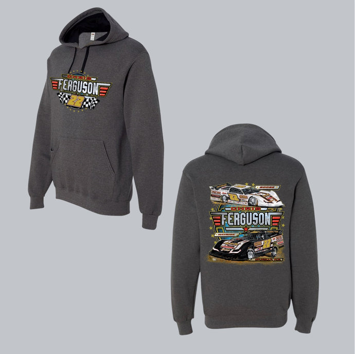 2020 Top Gun Maverick and Goose Themed Hoodie