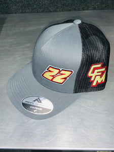 2020 CFM Official Hat #22 Two Logo