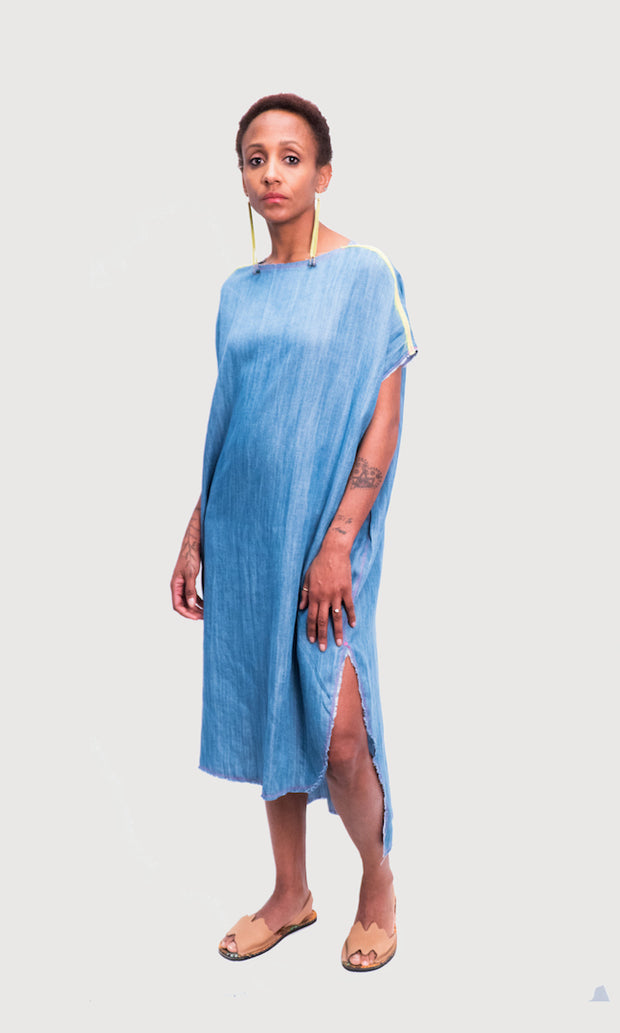 CASAKA DENIM DRESS