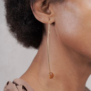 GANXO GOLD EARRINGS