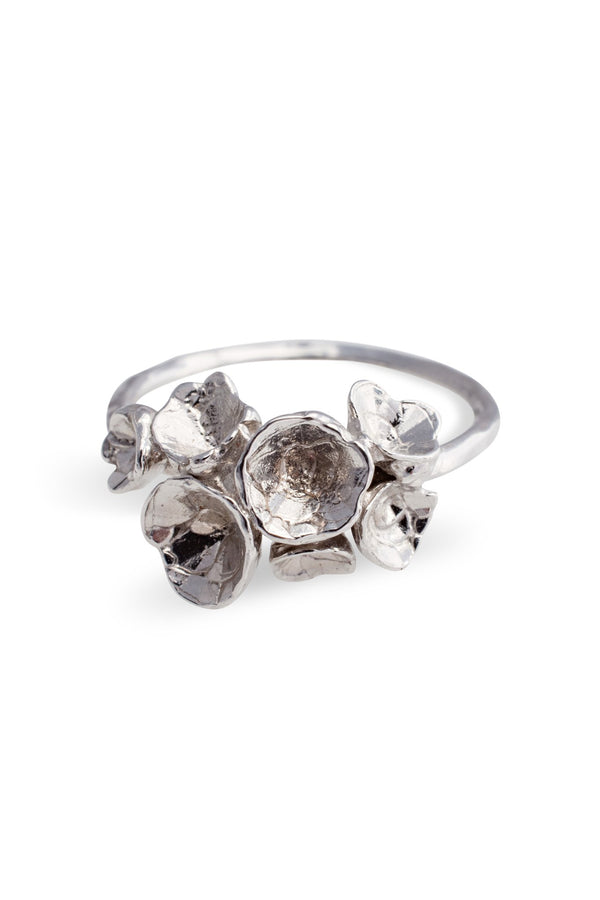 Under the Sea ~ Barnacle Ring - Alexandra Mosher Studio Jewellery Bermuda Fine